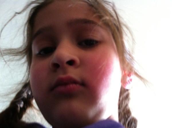 Bella selfie