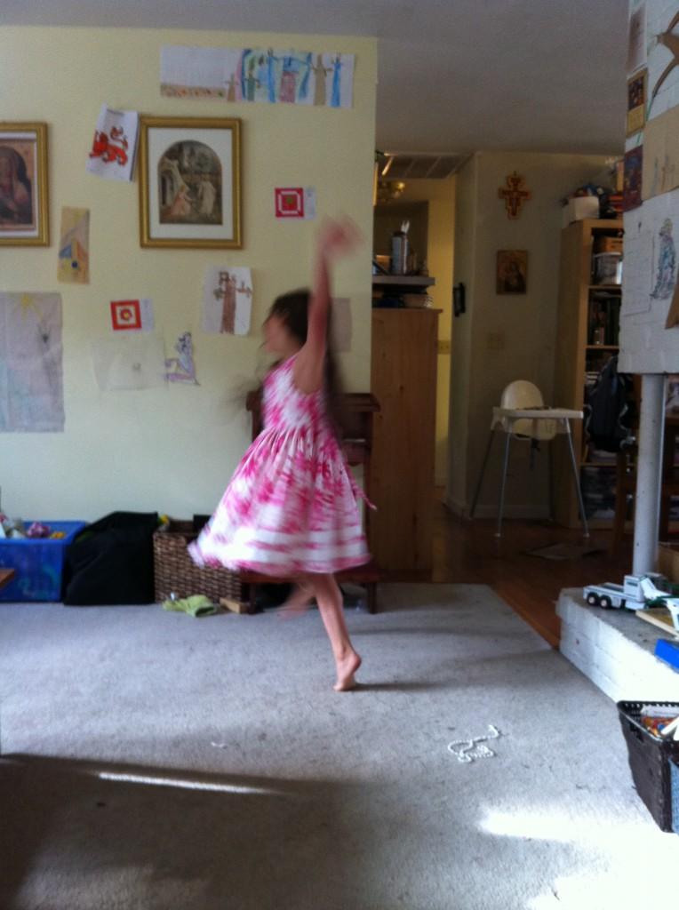 Spinning Sophie