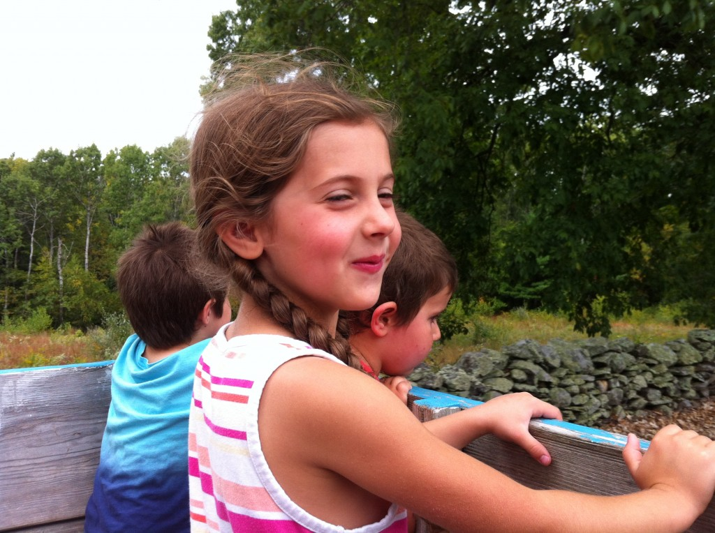 Hayride at Berlin Orchards