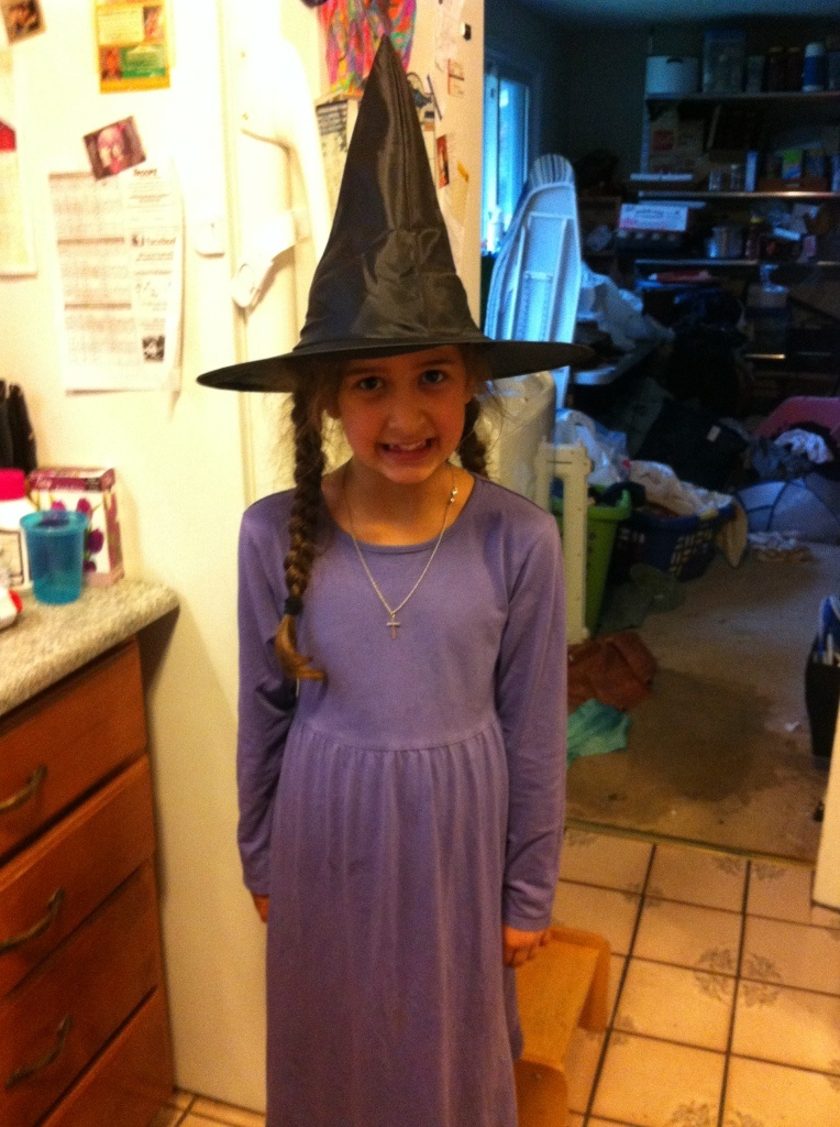Bella the witch