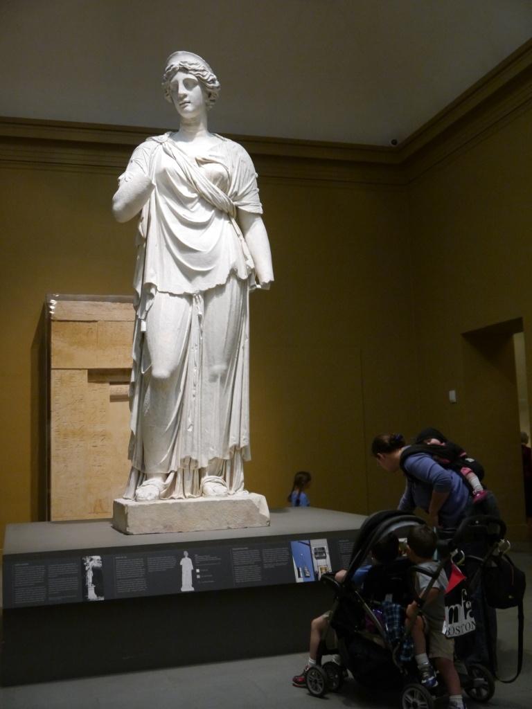 looking at colossal Juno