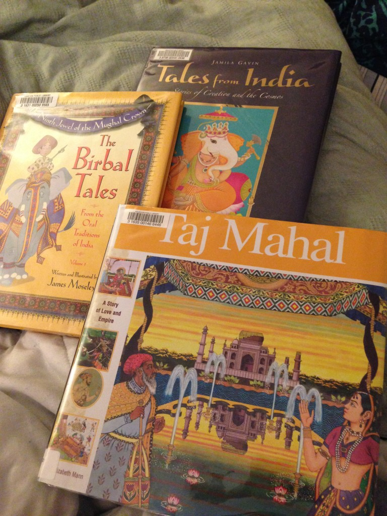 This week's adventure India and the Mughal Empire.
