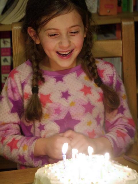 Sophie glows