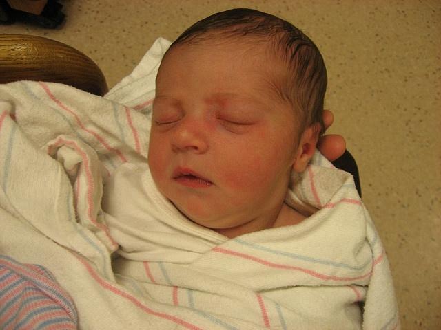 Sweet baby Sophia