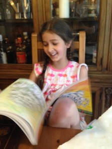 Bella's birthday: D'Aulaire's Greek Myths
