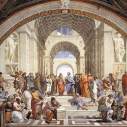School of Athens, Raphael